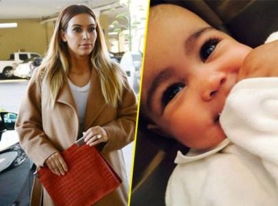Kim Kardashian est critiquée en tant que mère