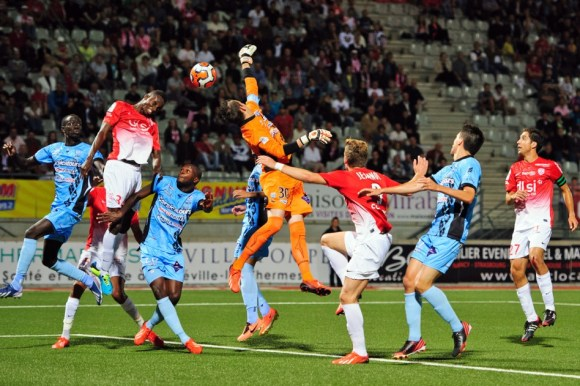 Match Tours - Nancy en direct live streaming