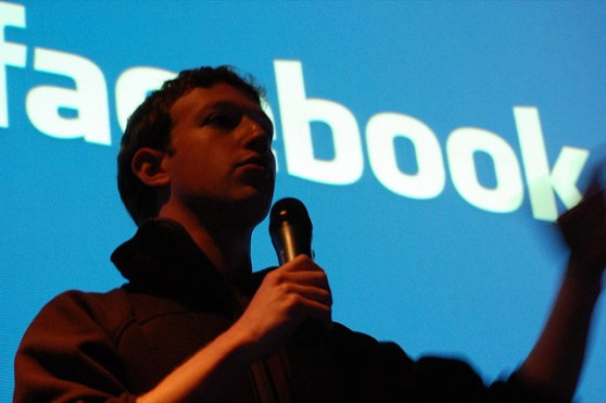 Mark Zuckerberg, PDG de Facebook