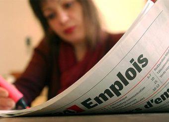 hausse du chômage