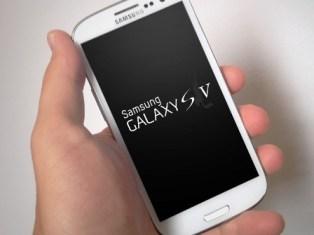 le  smartphone de Samsung