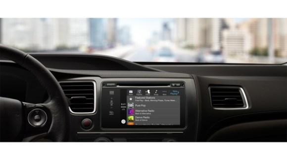 CarPlay, le nouveau système de contrôle de voiture d'Apple