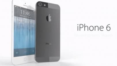 L'écran de l'iPhone 6 devrait être plus grand que ses prédécesseurs