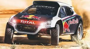 Le retour de Peugeot dans la course