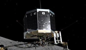Le-robot-Philae-sest-réveillé-vendredi