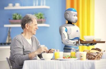 les robots de service