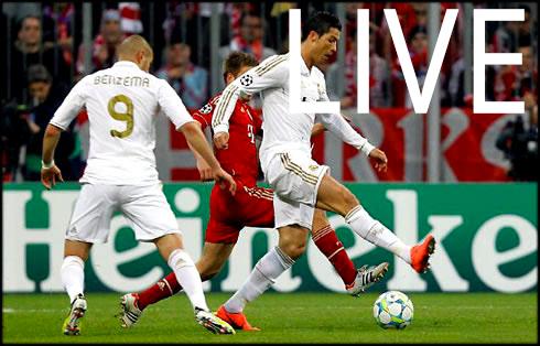 Real Madrid Bayern München Tv