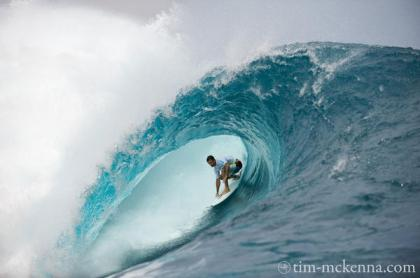 le surfe