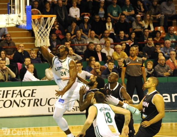 Basket Pro A: JDA Dijon - CSP Limoges en direct