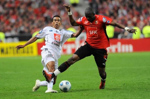 Match Rennes - Guingamp en direct