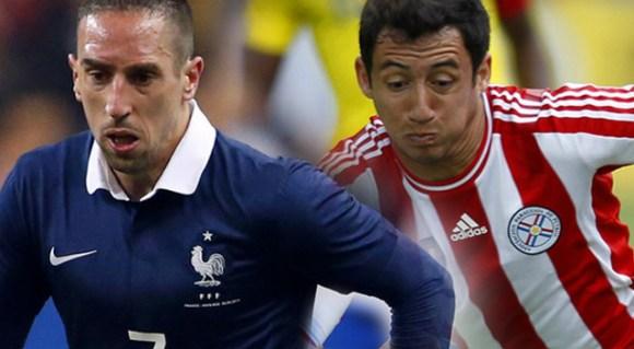 Match France - Paraguay en direct Tv