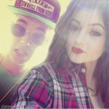 Kylie Jenner et Justin Bieber