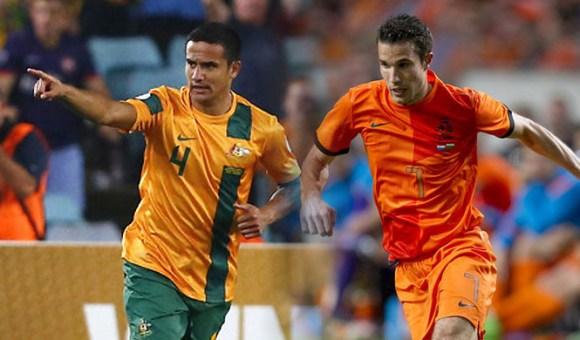 Match Australie Pays Bas en direct tv et streaming sur Internet