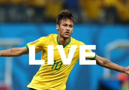 Match Bresil Chili en Direct Live Streaming Video Coupe du Monde