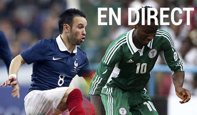 Retransmission du match france nigeria en direct tv video streaming sur internet - Coupe de france retransmission tv ...