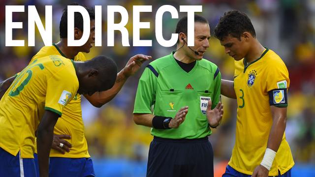 Match Bresil Pays-Bas en direct tv et streaming sur Internet