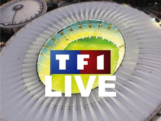 Match TF1 en direct Finale Coupe du Monde 2014