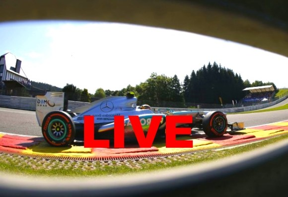 GP F1 Spa Francorchamps 2014 Streaming