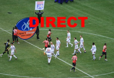 Match de Foot Ligue 1 en Streaming Direct TV Video Replay et Buts sur Internet