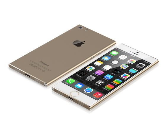 iPhone 6 Design imaginé