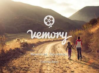 Vemory, une application qui vous rappelle de vos clichés oubliés.