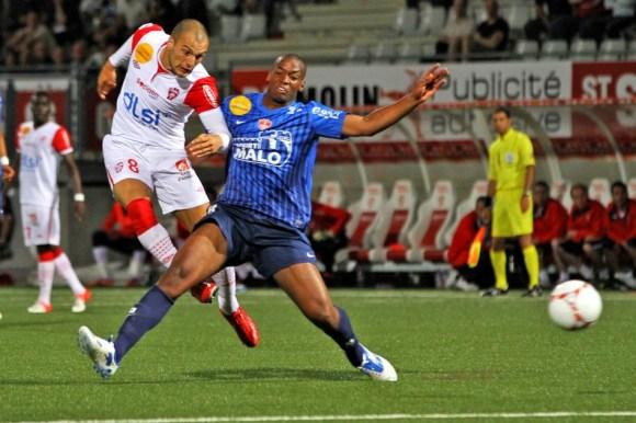 Retransmission du Match de Ligue 2 de Football en Direct TV Video Streaming : Brest Nancy
