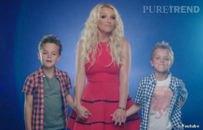 Britney et ses deux fils