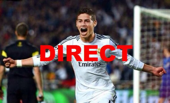 Match Real Madrid FC Bâle 2014 en direct TV et résumé match Ligue des Champions en streaming