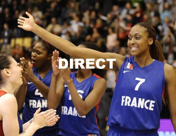 Regarder match France Mozambique en direct TV et streaming match Basket Feminin