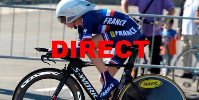 Retransmission Championnats du Monde Cyclisme 2014 en direct et résumé en streaming vidéo