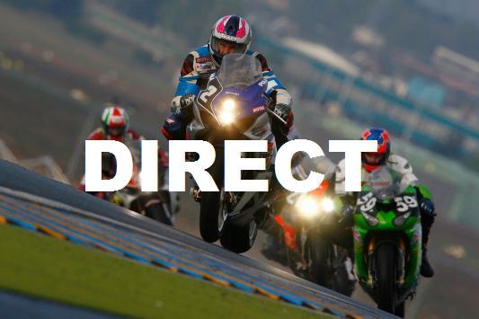 Voir course 24 Heures du Mans Moto 2014 en direct TV et streaming vidéo sur internet