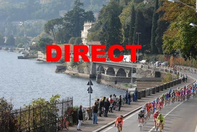 Retransmission Tour de Lombardie 2014 en direct TV et Streaming live course cyclisme