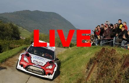 Video WRC Rallye de France 2014 Direct TV + Streaming et Résumé sur Internet