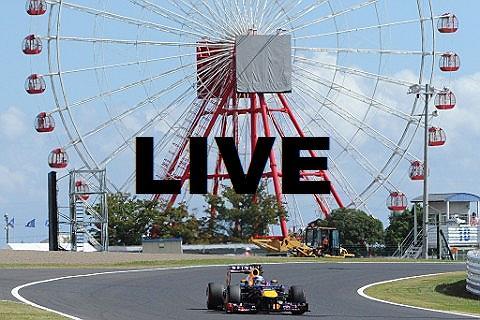 Voir essais F1 en Live Streaming et replay qualifs + course GP Japon 2014