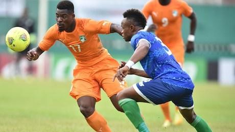 RD Congo Cote d'Ivoire CAN 2015
