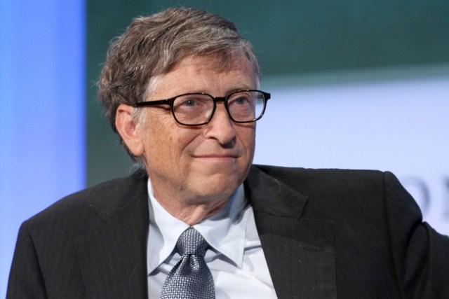 Bill Gates et la santé