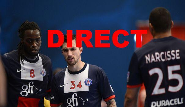 Match Dunkerque PSG Hand 2014 en direct live + TV : Retransmission Handball en vidéo streaming