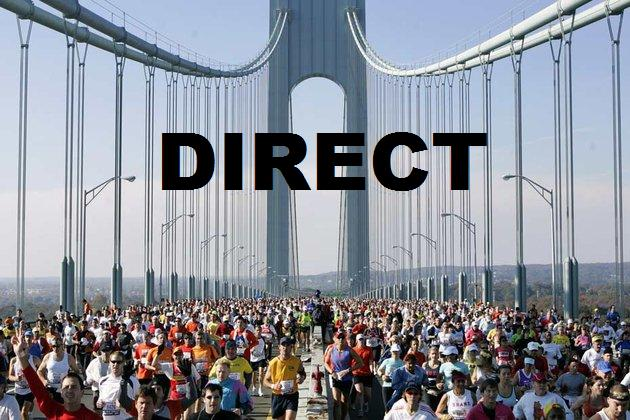 Retransmission du Marathon de New York 2014 en Streaming : Direct et Video