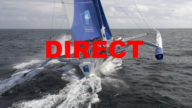 Retransmission du départ de la Route du Rhum 2014 en Direct Streaming, TV et Video