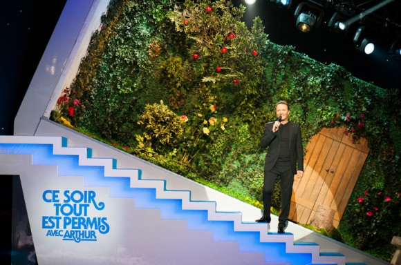 Ce soir tout est permis avec Arthur ce 14 août sur TF1