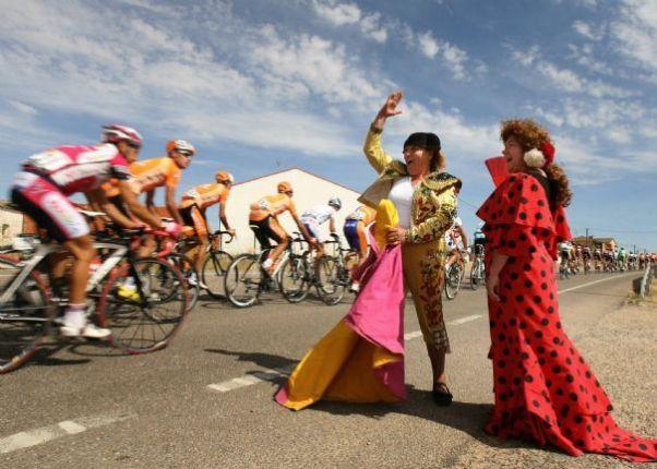 Le cyclisme et la beauté du Tour d'Espagne