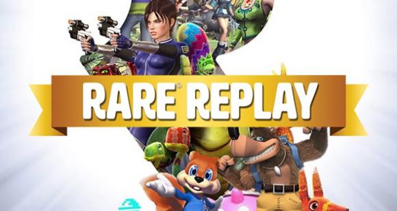 Rare Replay la compilation des meilleurs jeux-vidéo de Rare
