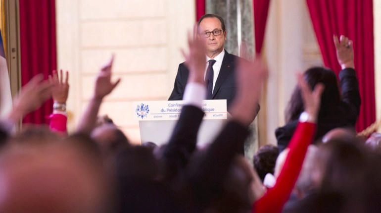 À l'Élysée un temps de Président ce 28 septembre sur France 3