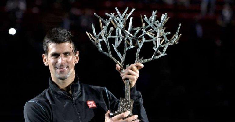 Le BNP Paribas Masters 2015 et le palmarès du tournoi de tennis de Paris-Bercy