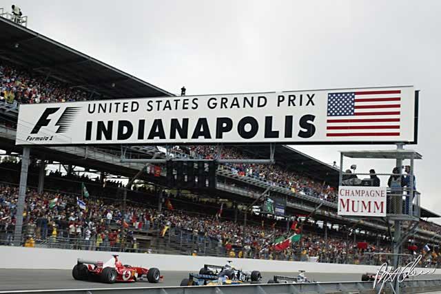 Le palmarès et les faits marquants du Grand Prix de F1 des États-Unis