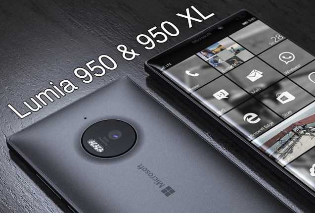 Microsoft Lumia 950 XL le renouveau du Windows Phone