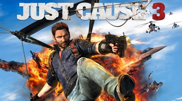 L'aventure-action de Square Enix atteint le sommet avec Just Cause 3