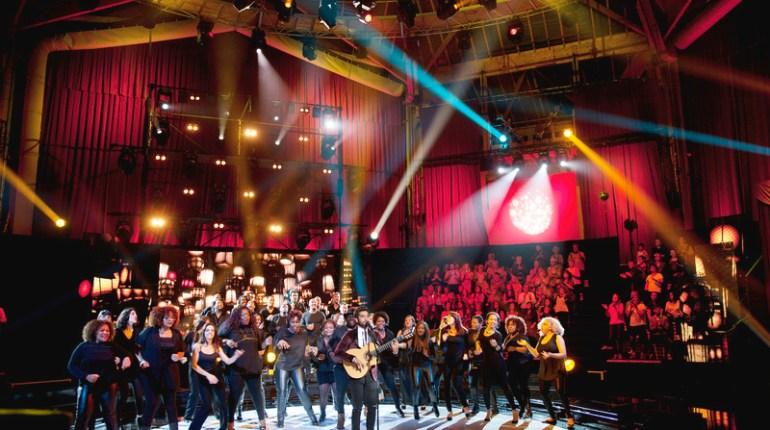 300 chœurs pour les fêtes ce 28 décembre sur France 3