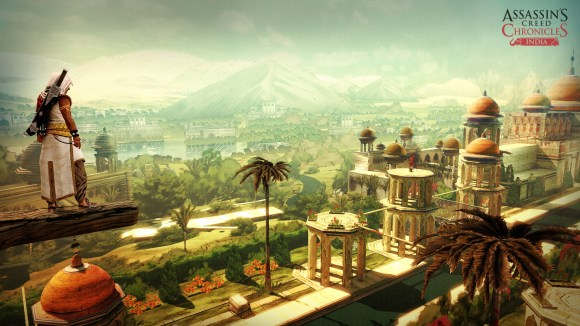 Assassin's Creed Chronicles India le nouveau spin-off de la licence Assassin's Creed