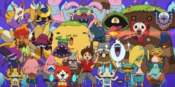 Yo-kai Watch le successeur spirituel de la licence Pokemon